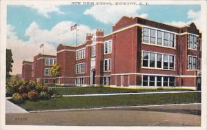 New York Endicott New High School 1931
