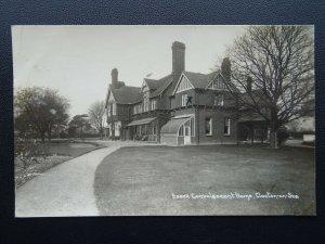 Essex CLACTON ON SEA Convalescent Home c1930's RP Postcard