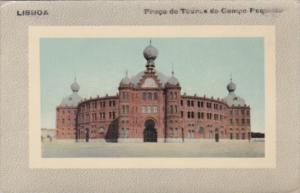 Portugal Lisboa Praga de Toures do Campo Pequido