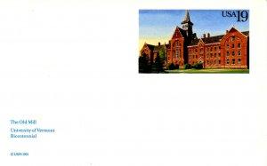 U.S. Postal Card - UX159   Unused