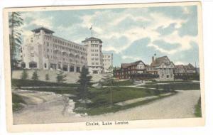 Chalet, Lake Louise, Alberta, Canada, 10-20s