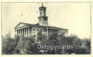 Nashville, Tennessee, TN State Capital, Capitals Postcard Post Card USA  Nash...