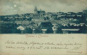 Czech Republic Pozdrav z Chrudimi 02.38