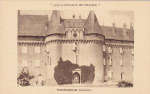POMPADOUR, Correze, France, 1900-1910´s; Les Chateaux De France