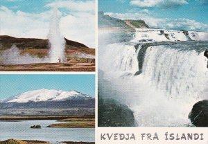 Kvedja Fra Islandi , 50-70s