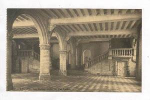 Interior,Les Halles,Salle des Pas Perdus,Leuven,Belgium 1900-10s