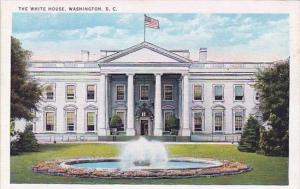 The White House Washington D C