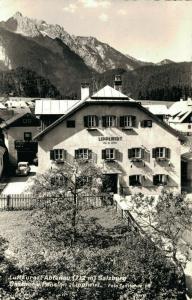 Austria Luftkurort Abtenau Salzburg Pension Lipplwirt 02.03