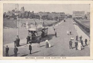 SOUTHSEA, Hampshire, England, 1900-1910's; Southsea Common From Clarence Pier...