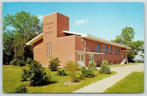 St Louis Missouri~South Side Church of Christ~Lloyd E Wheeler Welcome~1962