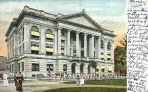 New Court House Troy NY 1908