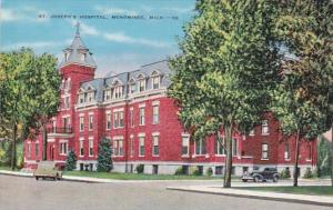 Michigan Menominee St Joseph's Hospital
