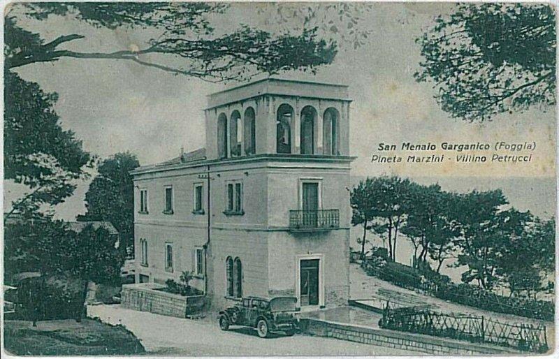 CARTOLINA d'Epoca - FOGGIA: San Menaio