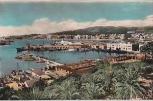 Spain Palma Mallorca The Port Vista parcial del puerto