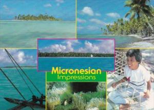 Micronesia Impressions Multi View