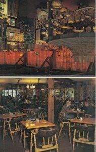 BC; CAMBRIDGE , Ontario, 1950-60s ; Knotty Pine Steakhouse