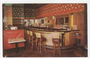 Hotel Fenlon Cocktail Lounge Bar Jukebox Rhinelander Wisconsin postcard