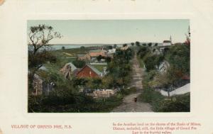 GRAND PRE , Nova Scotia , 1900-10s