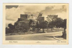 RP  Athens, Greece 20-30s  Propylea