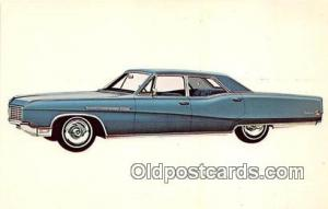 Lafayette, IN, USA Postcard Post Card 1968 Buick Electra 225 Custom 4 Door H...