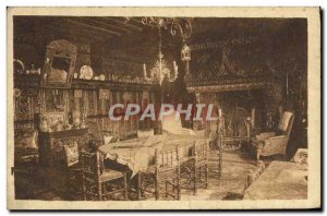 Old Postcard Dives sur Mer Salle Des Marmourets William the Conqueror Hostell...