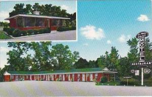 South Carolina Bamberg Hi Way Host Motel and Resturant