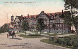 BRIAR CLIFF MANOR , New York, 1908 ; Lodge