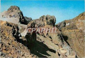Modern Postcard Mt Amadablam and Yak Nepal