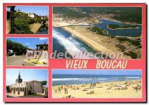 Postcard Modern Vieux Boucau