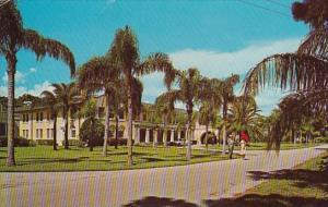 The Masonic Home On Beautiful Coffee Pot Bayou In Saint Petersburg Florida