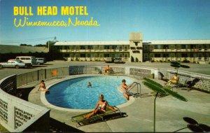 Nevada Winnemucca Bull Head Motel