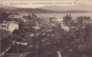 Les Villas d'Hendaye-Plage, Vue Sur Les Pyrenees, Hendaye (Pyrennees Atlantiq...