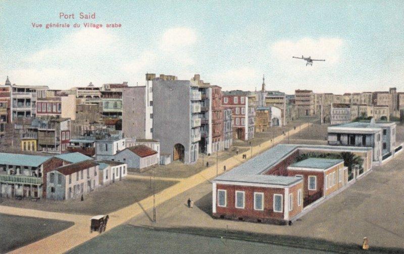 PORT SAID , Egypt , 00-10s