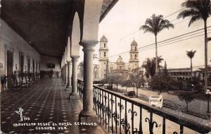 Mexico Un Aspecto desde el Hotel Zevallos Cordoba Veracruz