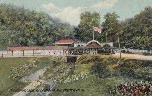 CHESTER , West Virginia, 1900-10s ; Entrance , Rock Springs Amusement Park