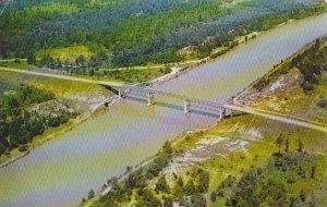 South Carolina Moncks Corner State Highway Bridge Crossing ^ Mile Diversion C...