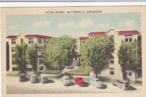 BLYTHEVILLE , Arkansas , 30-40s ; Hotel Noble