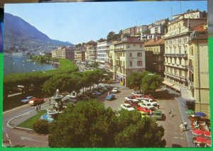 Switzerland Lugano Hotel Felix au Lac Piazza Rezzonico - posted
