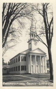 RP; LITCHFIELD, Connecticut, 30-40s; Congregational Church