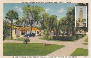 Florida Lake Wales The Tourist Village