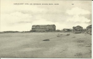 Narragansett Hotel And Kennebunk Bathing Beach, Maine
