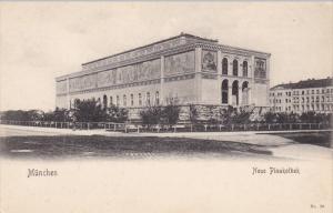 Neue Pinakothek, MUNCHEN (Bavaria), Germany, 1900-1910s
