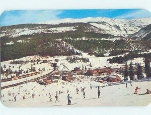 Chrome SKIING SCENE Winter Park - Near Boulder & Denver Colorado CO AG4890