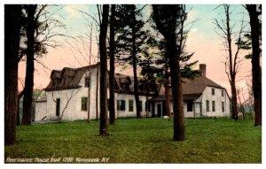 New York  Rhinebeck ,  heermance House built 1700