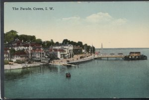 Isle of Wight Postcard - The Parade, Cowes    RS12521