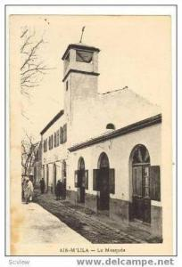 AIN-M'LILA - La Mosquee, Oum el-Bouaghi ( و ل ا ي ة ...