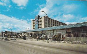 Street View of Blue Boy Motor Hotel, Vancouver, British Columbia, Canada, 40-...