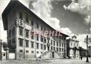 Postcard Modern Pisa Scuola Normale e Chiesa dei Cavalieri