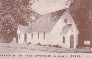 Illinois Galva Church Of The Holy Communion