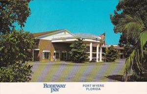 Florida Fort Myers Rodeway Inn Cleveland Avenue